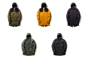 """URBAN FISHTAIL"" & ""STANCE INSULATED"""