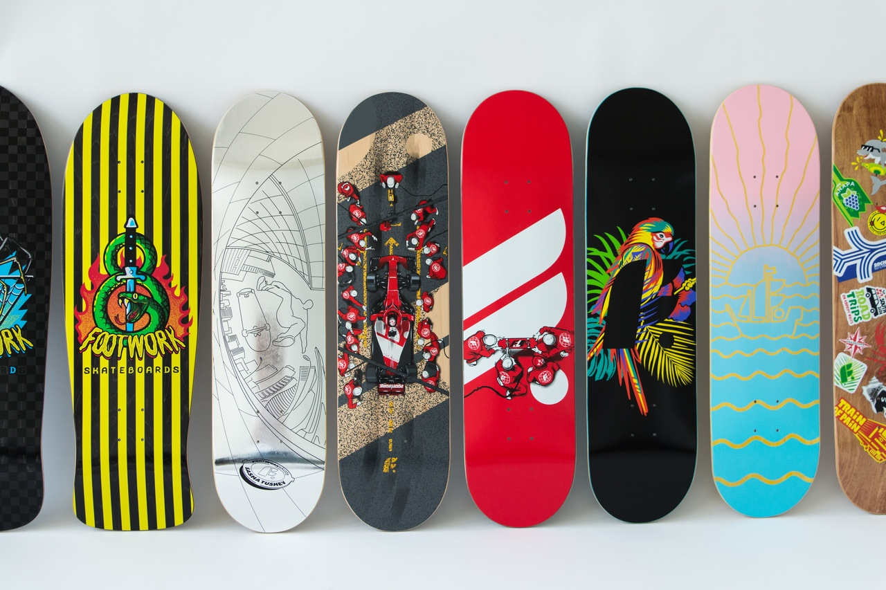 Footwork Skateboards Summer 19